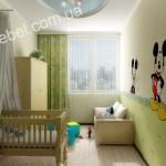 Мебель для новорожденных на заказ фото 22