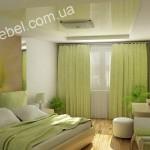 Небольшие спальни на заказ фото 27
