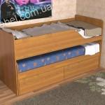 Мебель для мальчиков на заказ фото 33