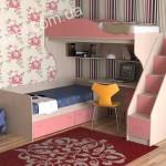 Детская мебель для двоих на заказ фото 21