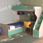Мебель для мальчиков на заказ фото 34