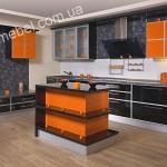 Кухни в стиле хай-тек на заказ фото 29