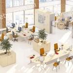 Мебель для персонала на заказ фото 4