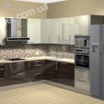 Кухни модерн на заказ фото 26