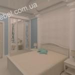 Спальни Классика на заказ фото 11