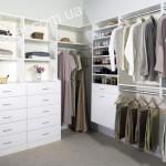Компактные гардеробные на заказ фото 10