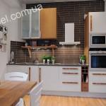 Кухни в скандинавском стиле на заказ фото 12
