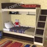 Детская мебель для двоих на заказ фото 24