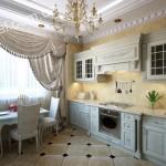 Кухни в итальянском стиле на заказ фото 27
