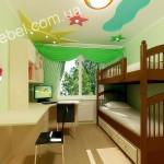 Детская мебель для двоих на заказ фото 26