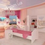 Мебель для девочек на заказ фото 24