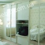Шкафы купе для спальни на заказ фото 4