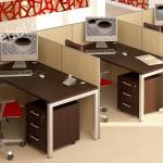 Мебель для персонала на заказ фото 17