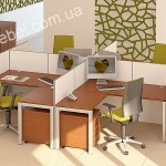 Мебель для персонала на заказ фото 18