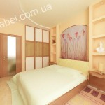 Небольшие спальни на заказ фото 39