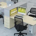 Мебель для персонала на заказ фото 21