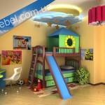 Детская мебель для двоих на заказ фото 33