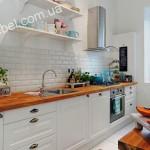 Кухни в скандинавском стиле на заказ фото 16
