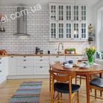 Кухни в скандинавском стиле на заказ фото 18
