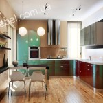 Современные кухни на заказ фото 42