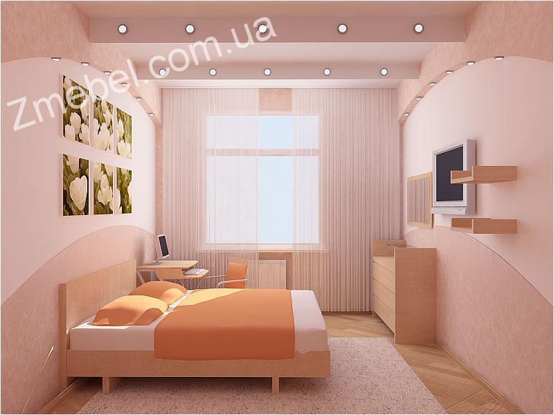 Спальня в квартире своими руками