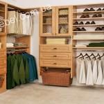 Небольшие гардеробные на заказ фото 31
