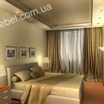 Небольшие спальни на заказ фото 45
