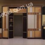 Отдельностоящий шкаф купе на заказ фото 3