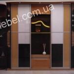 Отдельностоящий шкаф купе на заказ фото 6