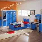 Мебель для мальчиков на заказ фото 11