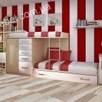 Детская мебель для двоих на заказ фото 11