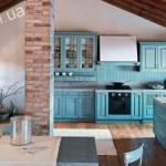 Кухни в итальянском стиле на заказ фото 9