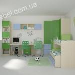 Детская мебель для двоих на заказ фото 38