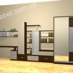 Дизайн стенки на заказ фото 8