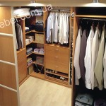 Компактные гардеробные на заказ фото 5