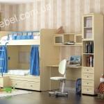 Детская мебель для двоих на заказ фото 3