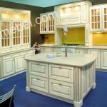 Кухни в дворцовом стиле на заказ фото 5