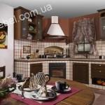 Кухни в стиле кантри на заказ фото 9