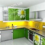 Кухни в стиле хай-тек на заказ фото 4