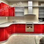 Кухни в стиле хай-тек на заказ фото 22
