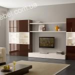 Дизайн стенки на заказ фото 14