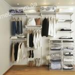 Популярные гардеробные на заказ фото 10