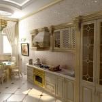 Кухни в итальянском стиле на заказ фото 14