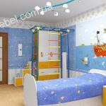 Мебель для мальчиков на заказ фото 4