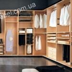 Компактные гардеробные на заказ фото 1