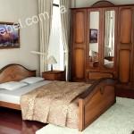 Спальни Классика на заказ фото 8