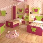 Детская мебель для двоих на заказ фото 36