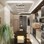 Современные кухни на заказ фото 10