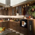 Кухни в стиле кантри на заказ фото 2