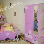 Мебель для девочек на заказ фото 12